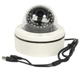 DC-HD60-DN is a full HD weather proof dome camera